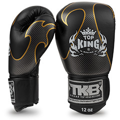 Printed Design Boxing Gloves