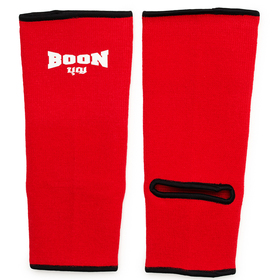 Boon Sport Ankle Supports / Red