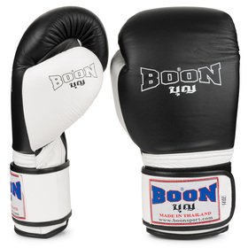 Boon Sport Compact Black & White Gloves