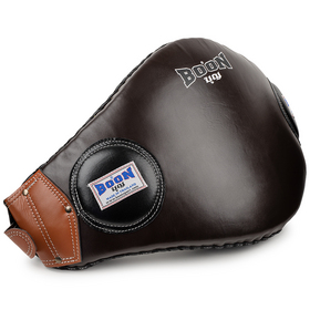 Boon Buckle Leather Belly Pad