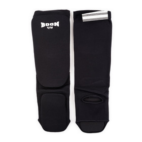 Boon Sport Competition Shin Pads Black