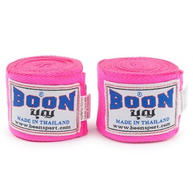 Boon Hand Wraps 4.5m  Pink
