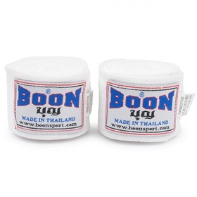 Boon Hand Wraps 4.5m White