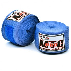 MTG Pro 5m Cotton Handwraps Blue