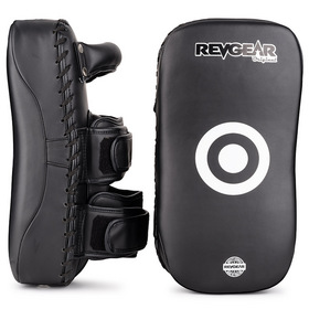 Revgear Black Original Curved Thai Pads