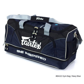 Fairtex Navy Blue Heavy Duty Gym Bag