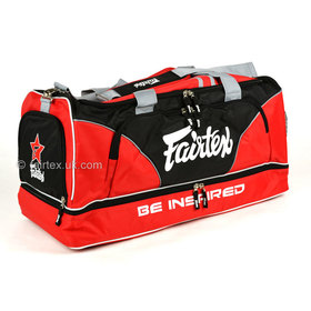 Fairtex Red Heavy Duty Gym Bag