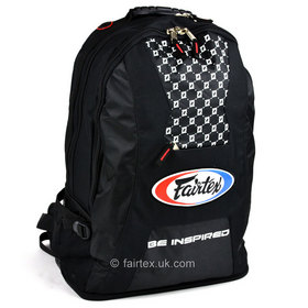 Fairtex Rucksack Gym Bag Black