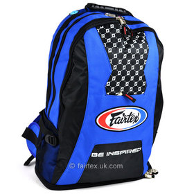 Fairtex Rucksack Gym Bag Black & Blue