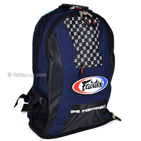 Fairtex Navy Blue Rucksack Gym Bag