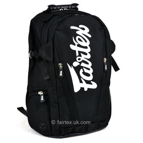 Fairtex Compact Back Pack Black Hawk