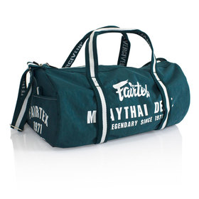 Fairtex Retro Style Barrel Bag