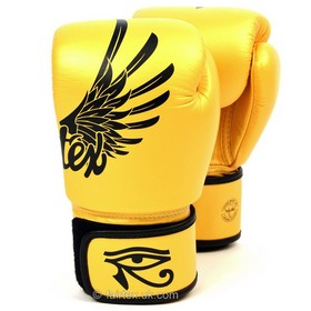 Fairtex Velcro Boxing Gloves Falcon