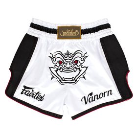 Fairtex Slim Cut Muay Thai Shorts Vanorn
