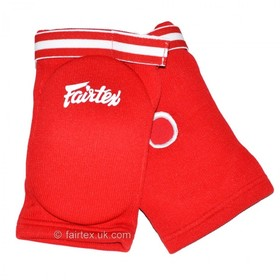 Fairtex Competition Elbow Pads Red