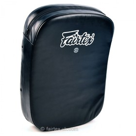 Fairtex Black Curved Kick Shield
