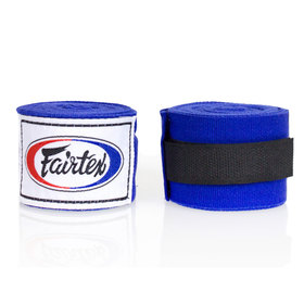 Fairtex Blue 4.5m Stretch Wraps
