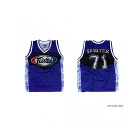 Fairtex Basketball Jersey Blue