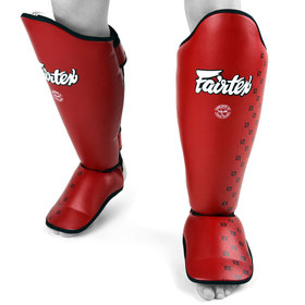 Fairtex Red Shin Pads