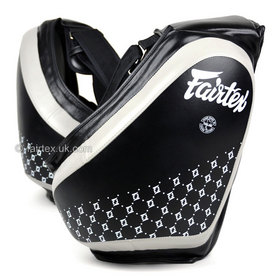 Fairtex Lightweight Thigh Pads Black & Grey