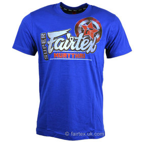 Fairtex Blue Super Muaythai T-Shirt