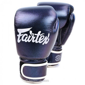 Fairtex Aura Velcro Boxing Gloves