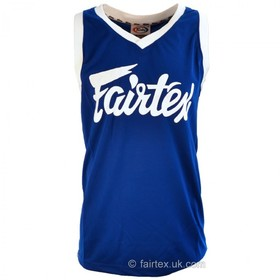 Fairtex Basketball Jersey Royal Blue