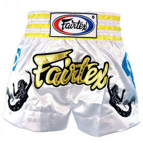 Fairtex Satin Muay Thai Shorts Mermaid