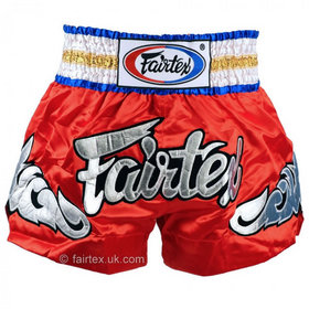 Fairtex Satin Muay Thai Shorts Glory