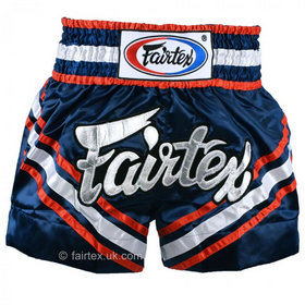 Fairtex Satin Muay Thai Shorts Brave
