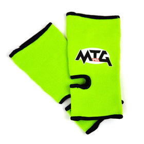 MTG Pro Ankle Supports Lime Green