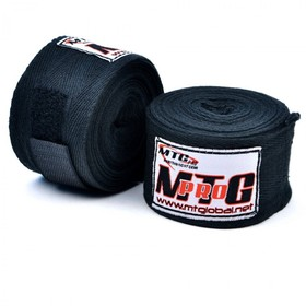 MTG Pro 5m Cotton Handwraps Black
