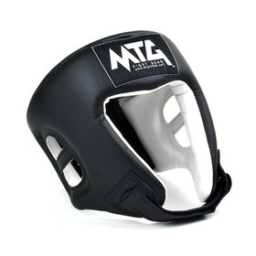 MTG Black Synthetic Competition Headguard