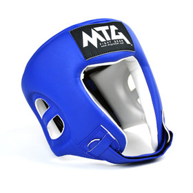 MTG Blue Synthetic Competition Headguard