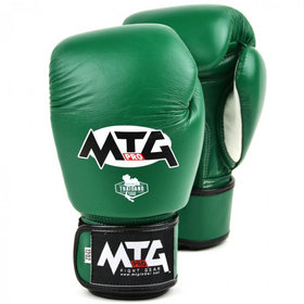 MTG Pro Boxing Gloves / Green