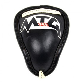 MTG Pro Metal Groin Guard Black
