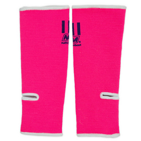 Nationman Ankle Supports Fluro Pink