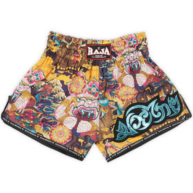 Raja Muay Thai Shorts / Hanuman Blue