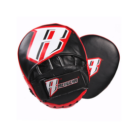 Revgear Heavy Hitters Focus Mitts Black & Red