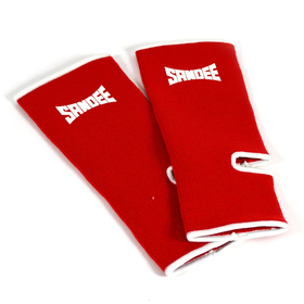 Sandee Premium Ankle Supports (pair) Red