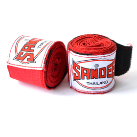 Sandee 2.5m Hand Wrap Red