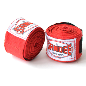 Sandee 5m Hand Wrap Red