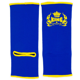 Top King Ankle Supports Blue & Yellow