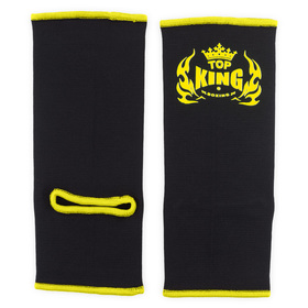 Top King Ankle Supports / Black Yellow
