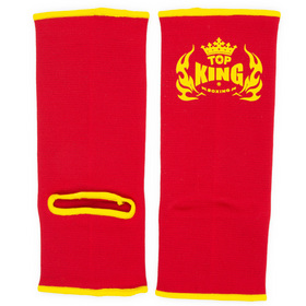 Top King Ankle Supports Red & Yellow