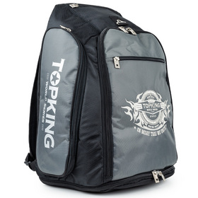 Top King Backpack / Convertible / Grey Black