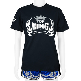 Top King Tshirt Black