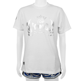 Top King Tshirt White