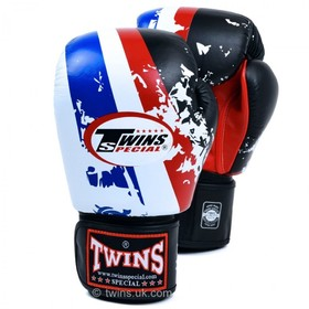 Twins Velcro Boxing Gloves Thailand Design