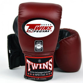 Twins Air Flow Bag Glove Burgundy & Black